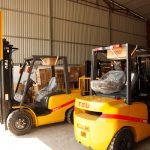 Yếu tố nào tạo nên giá trị xe nâng dầu 3.5 tấn TEU nhập khẩu chính hãng