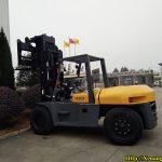 Xe nâng 10 tấn giá rẻ Bắc Giang