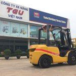 Xe nâng hàng giá rẻ Hà Nội