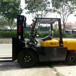 Xe nâng 5 tấn giá tốt nhất tại Bắc Ninh