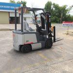 Xe nâng TEU – Đẳng cấp và chất lượng hàng đầu