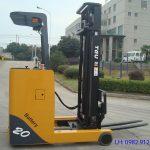 Xe nâng điện mang lại giải pháp tiện ích khi sử dụng lâu dài